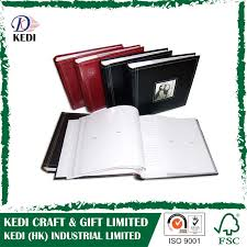 Leather Photo Album 4x6 Photo Album Photo Album Suppliers And Manufacturers At Alibaba Com