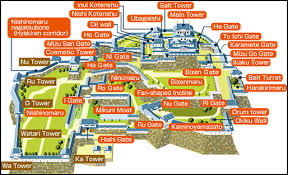 Himeji Castle Floor Plan Kobe And Himeji Facts And Details