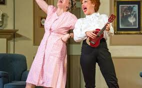 i love lucy live on stage u0027 brings split personality to the arsht