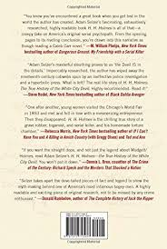 h h the true history of the white city co