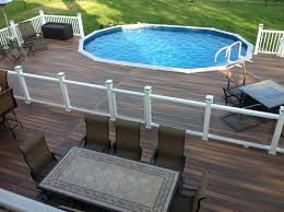 best 25 deck with above ground pool ideas on pinterest above