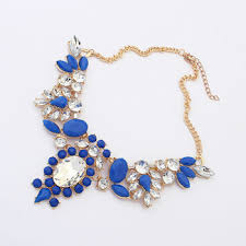 resin beaded necklace images Simple design best buy jewelry bangkok sapphire resin beaded jpg
