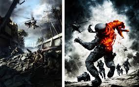 Battlefield Bad Company 2 Robert Sammelin Artworks