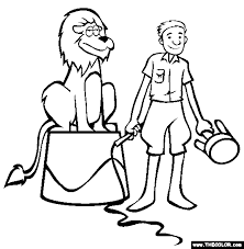 circus coloring pages 1