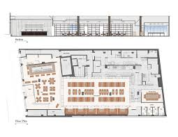 restaurant layouts floor plans dbgb kitchen and bar drawing plan pinterest bar kitchens