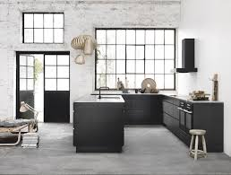 kitchen decordots scandinavian home modern calm gray floor tiles