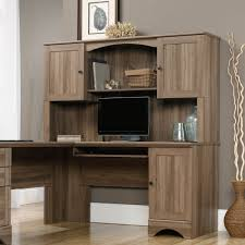 Oak Computer Desk With Hutch by Furniture White Computer Desk Hutch And Computer Hutch Also L