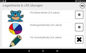 lese rechtschreibschwäche übungen legasthenie lrs übungen android apps auf play