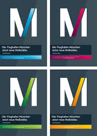 brand new new logo and identity for munich airport by interbrand