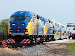 Commuter Rail by Commuter Rail Portfolio Type Boothe Transit