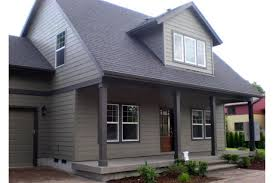 craftsman bailey house plan has welcoming front porch associated