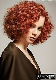 Bob Frisuren Locken Bilder by Stufen Bob Aus Kleinen Locken Frauen Frisuren Bilder Cosmoty De