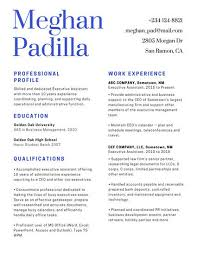 Resume Examples For College Student by Professional Resume Templates Canva