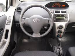 toyota yaris 2009 hatchback toyota yaris 2009 hatchback gasoline 4 cylinders front wheel