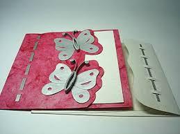 card invitation design ideas butterfly handmade greeting card