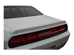 amazon com dodge challenger spoiler painted in the factory paint