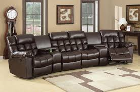 Sofa Movie Theater by Designs 27 Home Theater Couch Living Room Furniture On Interior