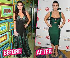 photos shocking real housewives body transformations weight loss pics