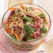 Salad Thanksgiving Thai Beef Salad