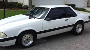 my 91 mustang foxbody for sale idle