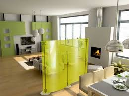Portable Room Dividers by Portable Room Partitions Glass In Yellow Furniture Pinterest