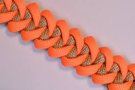 shark jaw bone paracord survival bracelet with buckle how to