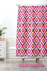 Bright Colored Curtains Bright Shower Curtains Bright Colored Shower Curtains