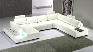 canapé d angle convertible cuir blanc canape d angle blanc convertible canapa sofa divan canapac dangle