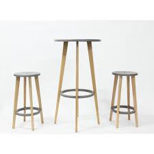 table haute ronde cuisine table de cuisine haute ronde idée de modèle de cuisine