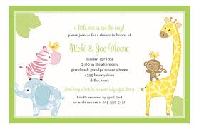 unisex baby shower baby shower invitations