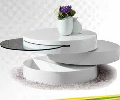 table white round coffee table modern asian large the most