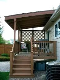 Patio Roofs Designs Deck Roofing Ideas Formationsite Patio Roof Ideas Deck Roofing