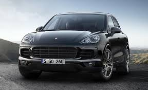 porsche suv porsche cayenne s and s diesel just went platinum car and