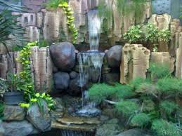 Backyard Waterfall Ideas by Waterfall Designs For Your Backyard Ultimate Home Ideas