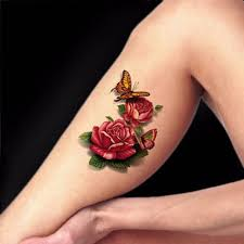 brilliant temporary roses and butterfly golfian com