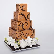 218 best copper cake images on pinterest cakes wedding cake and
