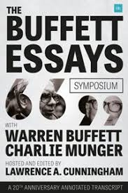 book review the buffett essays symposium the rational walk