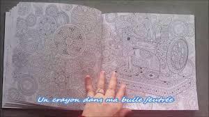 Présentation du livre  Happy days  Carnet de coloriage  Marabout