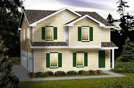 side entry carriage house plan 2288sl architectural designs side entry carriage house plan 2288sl 01