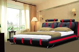 Size Double Bed Double King Bed Interiors Design