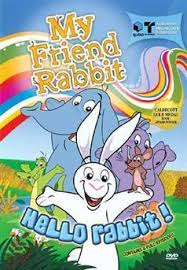 rabbit dvd my friend rabbit images my friend rabbit hello rabbit dvd
