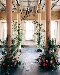 wedding backdrops wedding backdrops that are gorgeous af a practical wedding