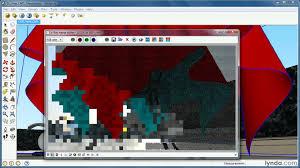 vray sketchup tutorial lynda v ray tutorial creating translucent surfaces lynda com youtube