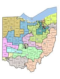 Map Of Medina Ohio by Breaking Ohio House Reaches Deal On New Ohio Congressional Map