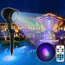 Laser Stage Lighting Outdoor by 2pcs Suny Led Laser Projector 20 Gobos Rgb Outdoor Garden Light