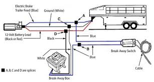 how to wire trailer brakes wheelarea com