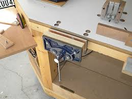 How To Build A Bench Vise The Smallest Workshop In The World 15 Steps With Pictures