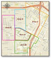 Usc Parking Map Community Relations Officers Department Of Public Safety Usc