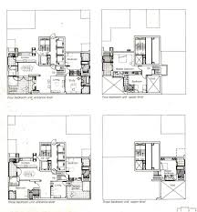 Apartment Design Plans by La Torre Kanchanjunga Charles Correa Architecturé Plans