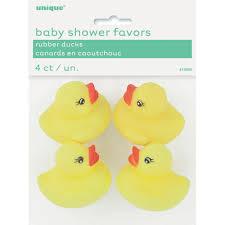 rubber duck baby shower favors gender neutral baby shower favors